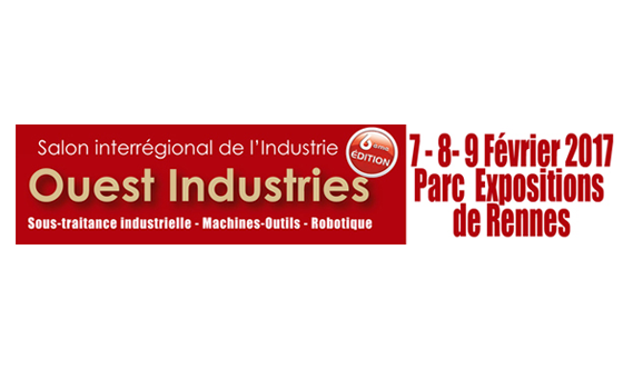 07-08-09 Février 2017, Parc des Expositions de Rennes