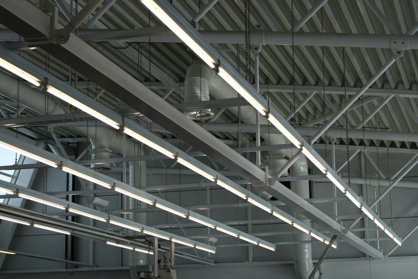 LED Usine