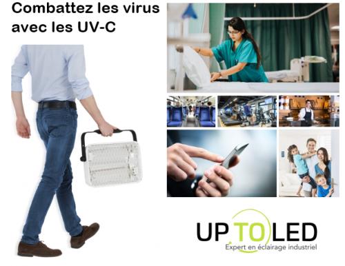 Combattez les virus avec les UV